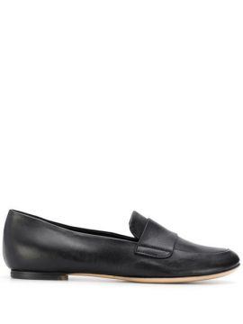 Matte Finish Loafers - Agl