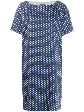 Geometric Patterned Dress - Altea