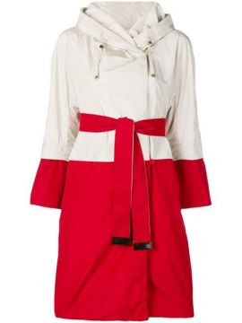Panelled Rain Coat - Max Mara