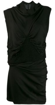 Asymmetrical Evening Dress - Ann Demeulemeester