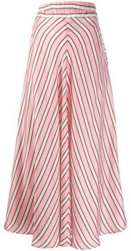 Striped Maxi Skirt - Altea