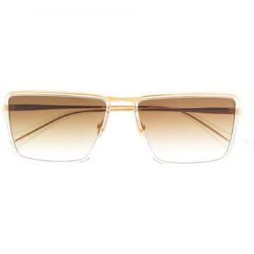 Oversized Square Frame Sunglasses - Christian Roth