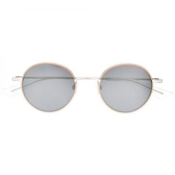 Aemic Round Frame Sunglasses - Christian Roth