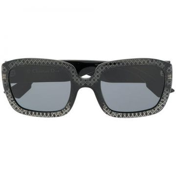 Abstract Pattern Sunglasses - Dior Eyewear