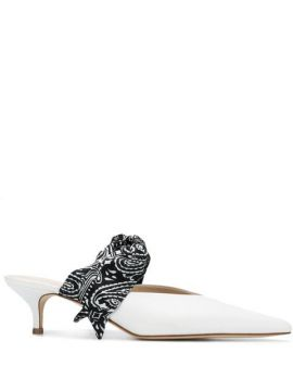 Bandana Pumps - Gia Couture