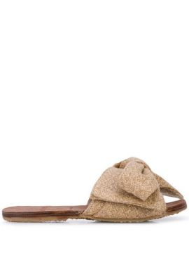 Burkina Bow Sandals - Brother Vellies