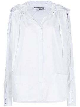 Hooded Shirt - Courrèges