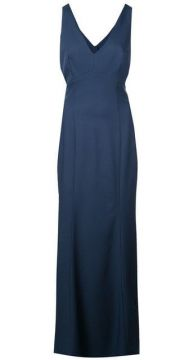 Long Sleeveless Evening Dress - Amsale