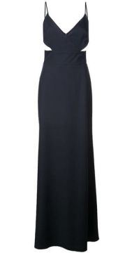Cut-out Detail Gown - Amsale