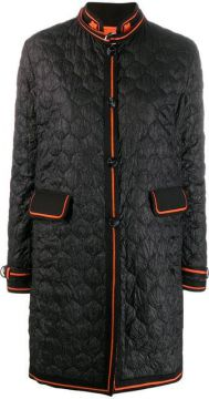 Quilted Chinese-styled Coat - Ermanno Scervino