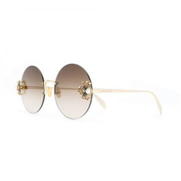 Jeweled Spider Sunglasses - Alexander Mcqueen Eyewear