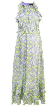 Willow Creek Halterneck Dress - Cynthia Rowley