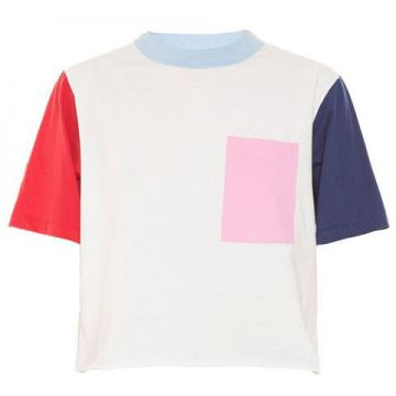T-shirt Cropped collors - Allmost Vintage