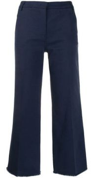 Classic Flared Trousers - Blanca
