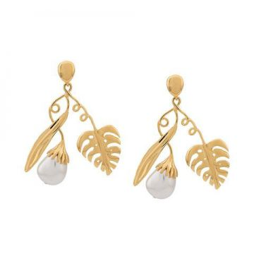 Grigri Clip-on Earrings - Aurelie Bidermann