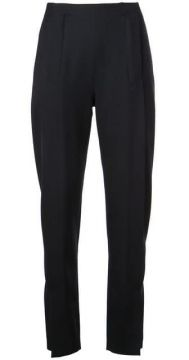 High-waisted Trousers - Cédric Charlier