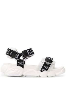 Branded Touch Strap Sandals - Buffalo