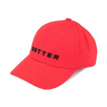 Embroidered Logo Baseball Cap - Botter