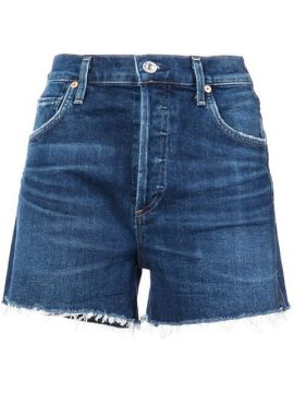 Marlow Stretch Denim Short - Citizens Of Humanity