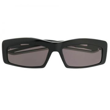 Hybrid Rectangle Sunglasses - Balenciaga Eyewear