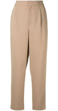 Cropped Trousers - Ballsey
