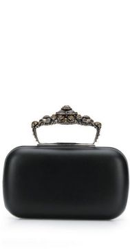 Jeweled Clutch - Alexander Mcqueen