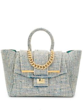 Tweed Tote Bag - Alila