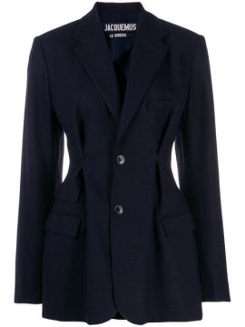 Fitted Blazer - Jacquemus