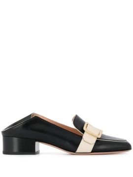 Janelle Buckle Pumps - Bally