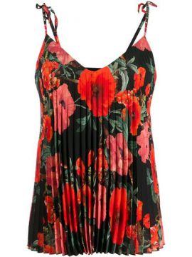 Floral Print Tank Top - Aniye By