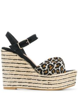 Canvas Sandals - Castañer