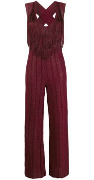 Fringe Jumpsuit - Aniye By