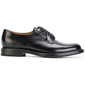 Shannon Studded Derby Shoes - Churchs
