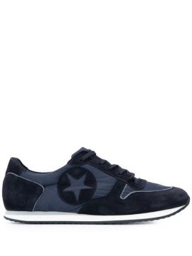 Star Patch Sneakers - Kennel&schmenger