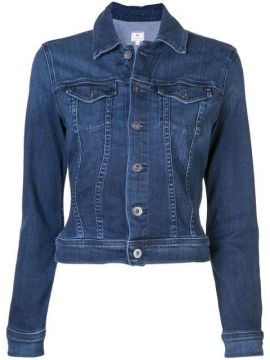 Fitted Denim Jacket - Ag Jeans