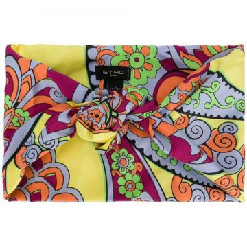 Headband Estampada - Etro