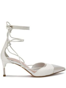 Metal Toe Cap Pumps - Alexander Mcqueen