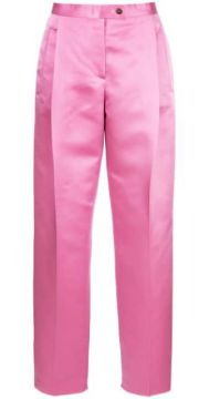 High Waisted Trousers - Salvatore Ferragamo