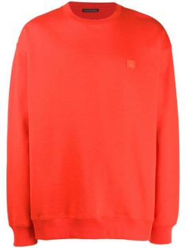Oversized Sweatshirt - Acne Studios