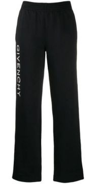 High Waisted Logo Trousers - Givenchy