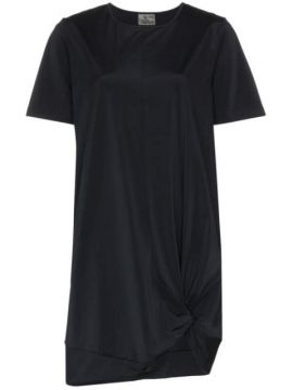 Cipher Longline Stretch T-shirt - Charli Cohen