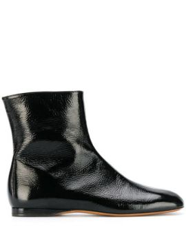 Flat Ankle Boots - Marni