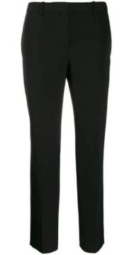 Satin Panelled Tuxedo Trousers - Givenchy