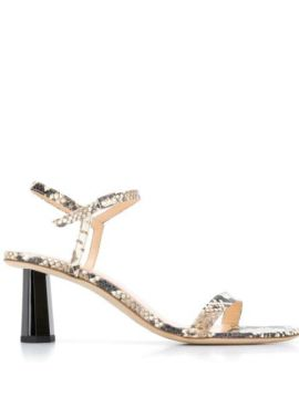 Magnolia Heeled Sandals - By Far