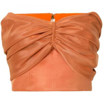 Cropped Strapless Top - Bambah