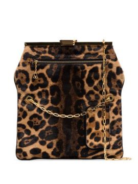Clutch Com Animal Print - Bienen Davis