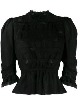 Blusa Victorian - Marc Jacobs