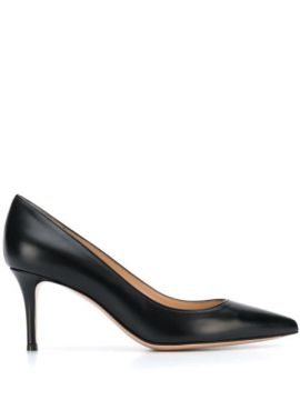 Simple Pointed Pumps - Gianvito Rossi