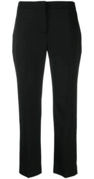 Cropped Trousers - Alexander Mcqueen