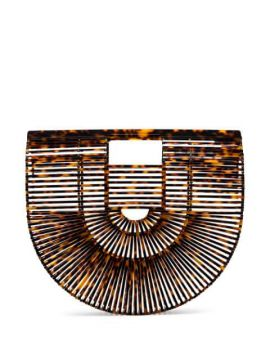Ark Tortoiseshell-effect Bag - Cult Gaia